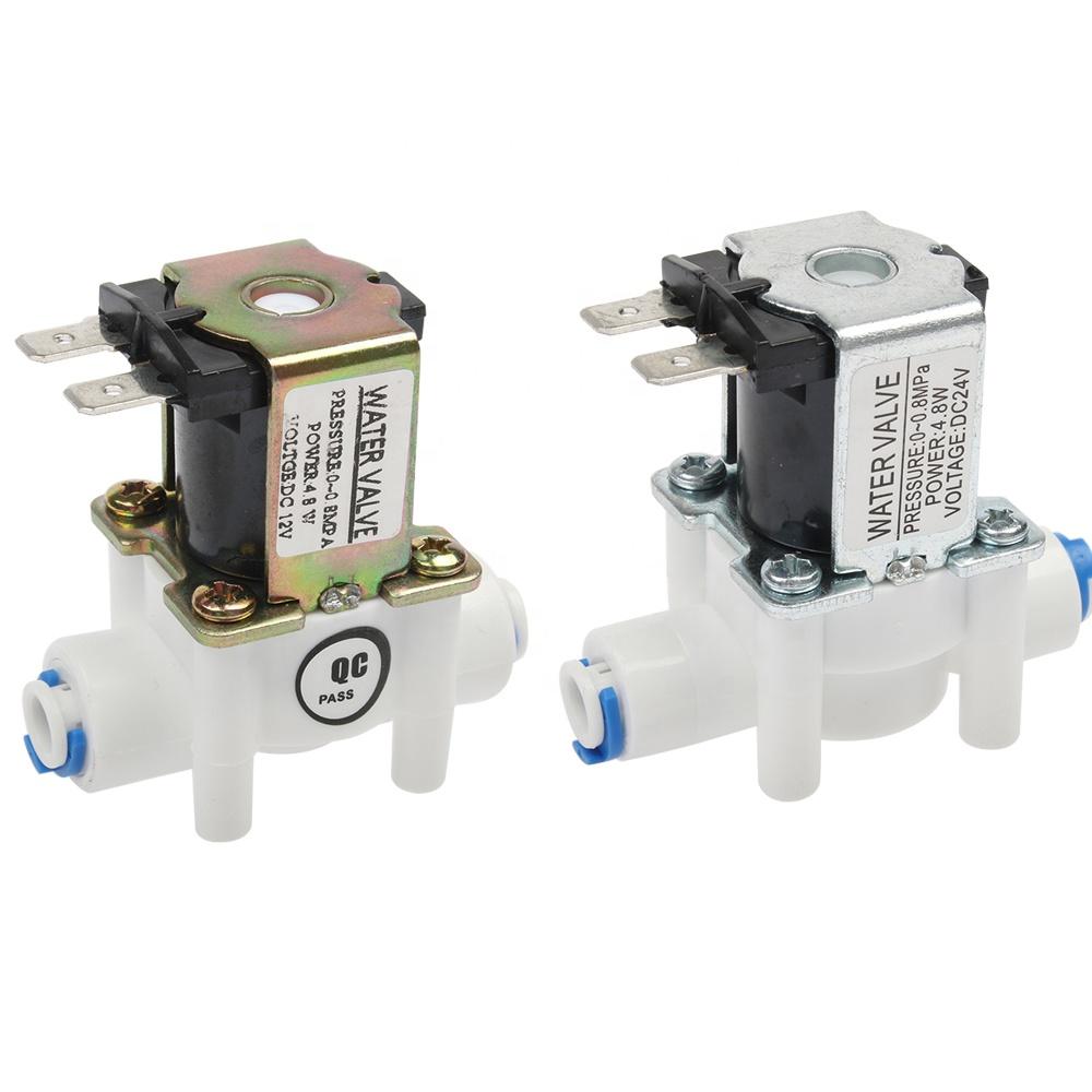 شیر برقی 24 ولت دستگاه تصفیه کننده آب سوفیلتر